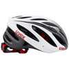 UVEX boss race Helmet white-black